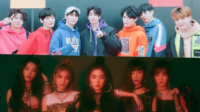"""VICTON Puts A Spin On Red Velvet's """"Bad Boy"""" With Fun Cover"""