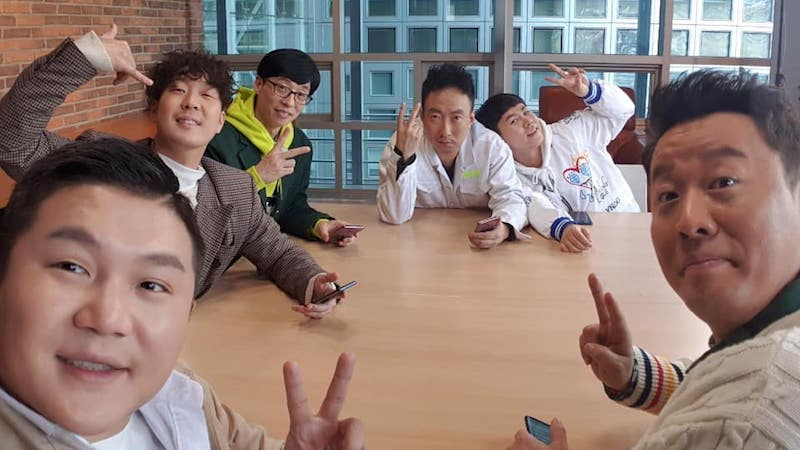 """""""Infinite Challenge"""" Releases Official Statement On Future Of The Program"""