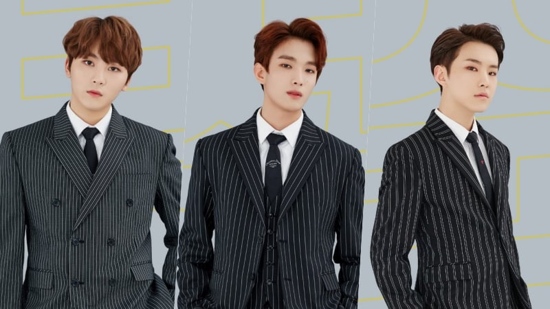 """Update: SEVENTEEN's Special Unit BSS (Seungkwan, DK, And Hoshi) Shares Cover Image For """"Just Do It"""""""