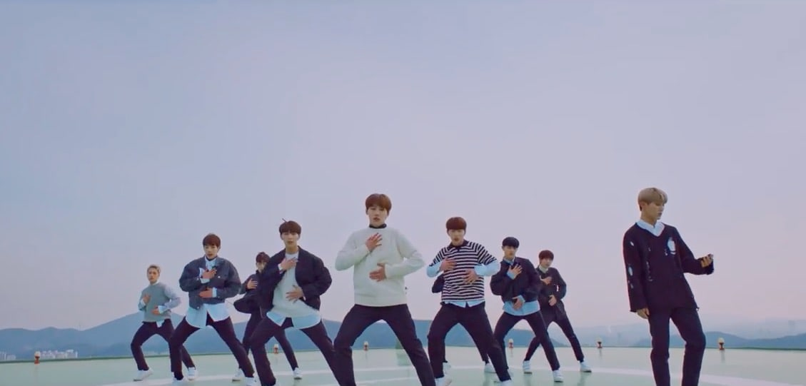 "Watch: Golden Child Confesses Love In ""Lady"" MV"