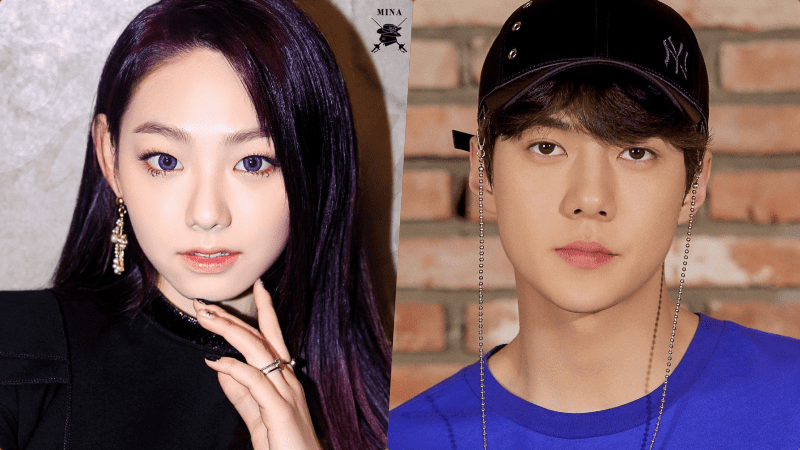 Gugudan S Mina To Join Exo S Sehun In New Web Film Based On Popular