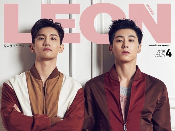 TVXQ Explains Why They Opened Personal Social Media Accounts
