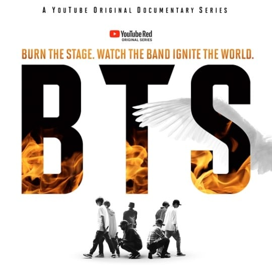 'BTS: Burn the Stage' to Follow K-Pop Group Behind the Scenes!
