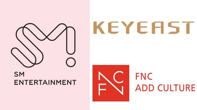 SM Entertainment Becomes Largest Stockholder Of KeyEast And FNC Add Culture