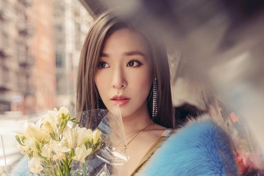 "Tiffany Reveals That Her Cover Of ""Remember Me"" Was Leaked"