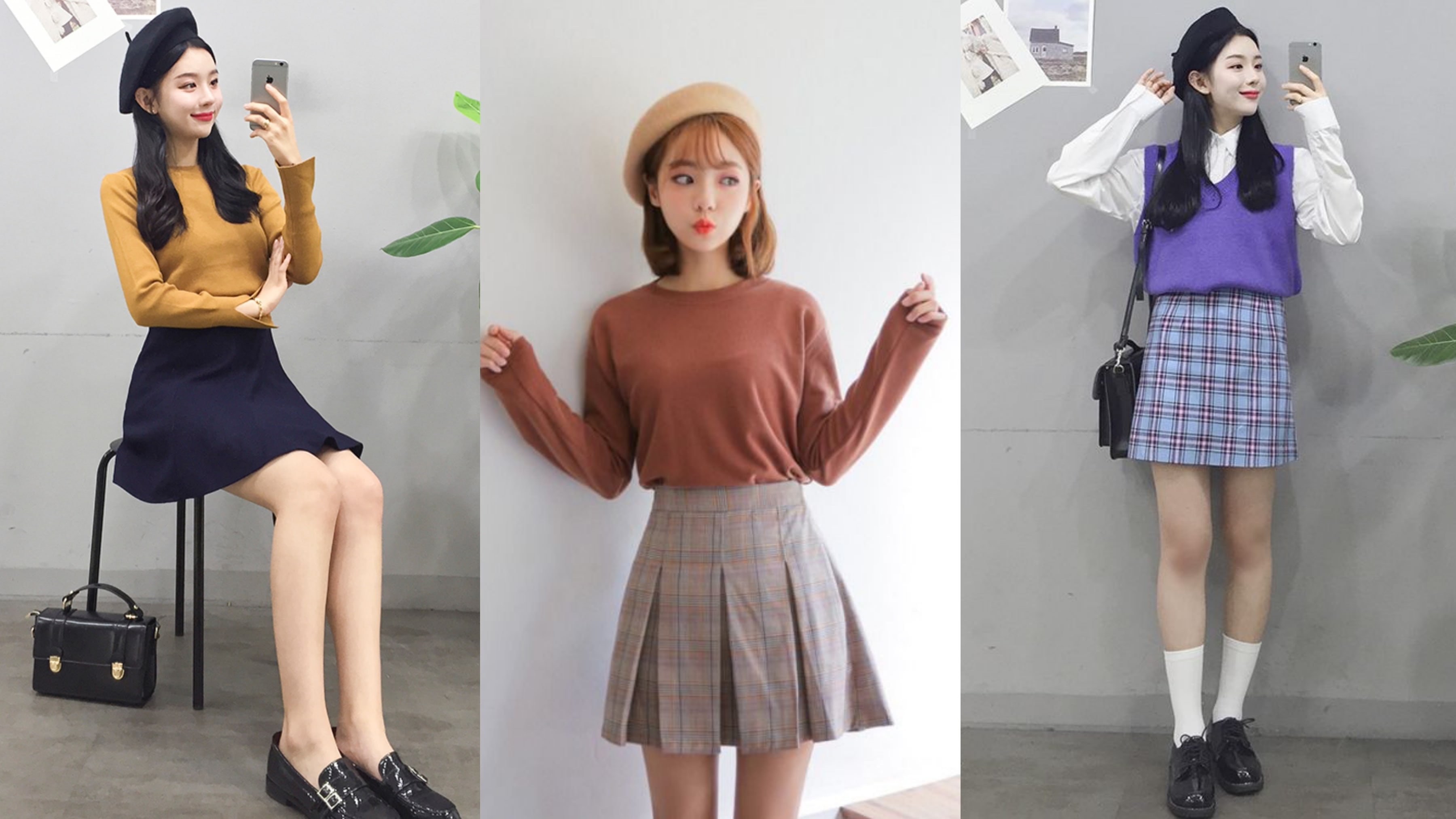 12 Items You Should Add In Your Closet To Get That Korean Fashion ...