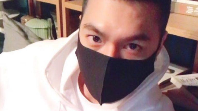 الممثل Lee Min Ho يكشف عن قصة شعره الجديدة قبل دخوله الى معسكر