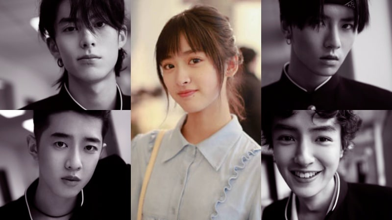 Upon Getting Accepted To The Prestigious Ying De University, Shan Cai (Shen  Yue) Immediately Clashes With The F4, A Group Of The Richest And Most  Powerful ...