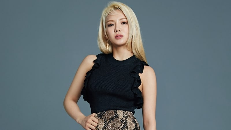 Girls' Generation's Hyoyeon Shares What She Was Really Like As A Trainee
