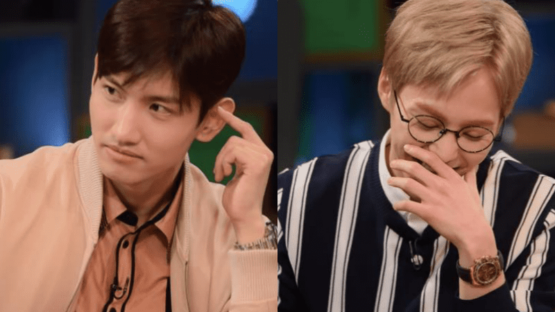 Changmin Shares Thoughts On EXO's Xiumin Being A Huge TVXQ Fan