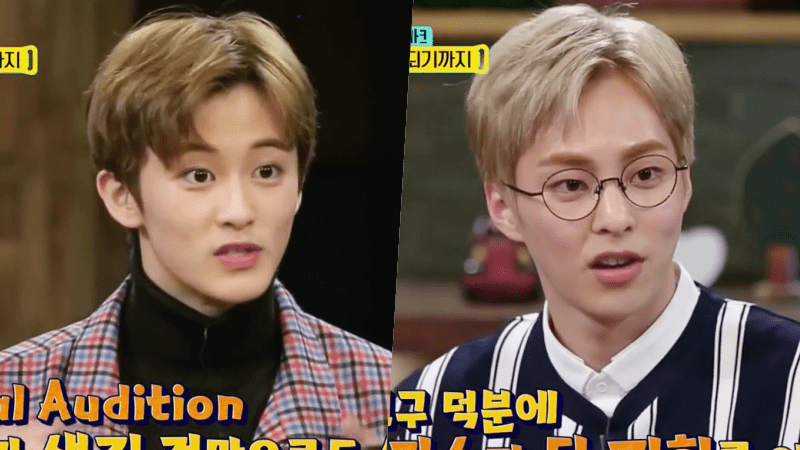 NCT's Mark And EXO's Xiumin Reveal What Convinced Them To Try Out For SM