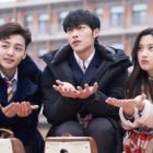 """Tempted"" Trio Gets Sweet And Silly Behind The Scenes"
