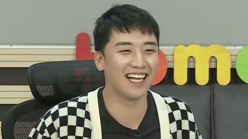 BIGBANG's Seungri Reveals Which Actress He Wants Taeyang To Set Him Up With