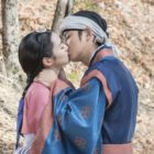 "Jin Se Yeon And Yoon Shi Yoon Reaffirm Their Love With A Sweet Kiss In ""Grand Prince"""