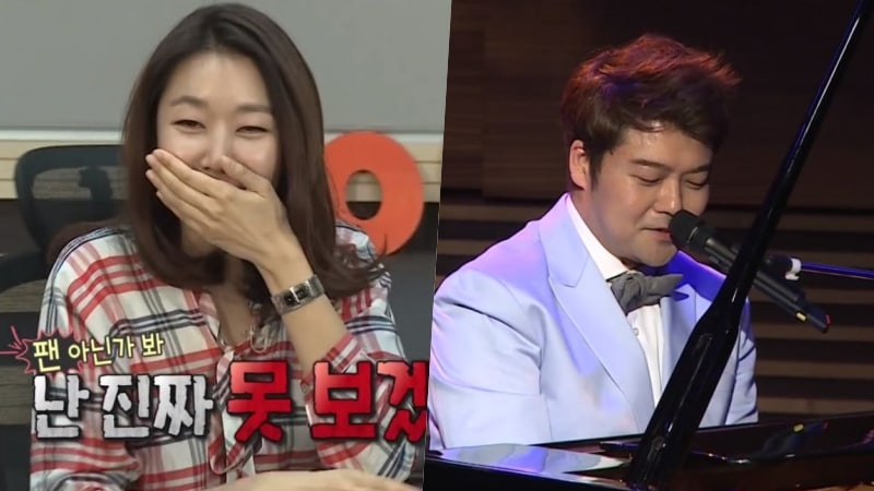 "Han Hye Jin Feels Secondhand Embarrassment From Jun Hyun Moo's Piano Performance On ""I Live Alone"""