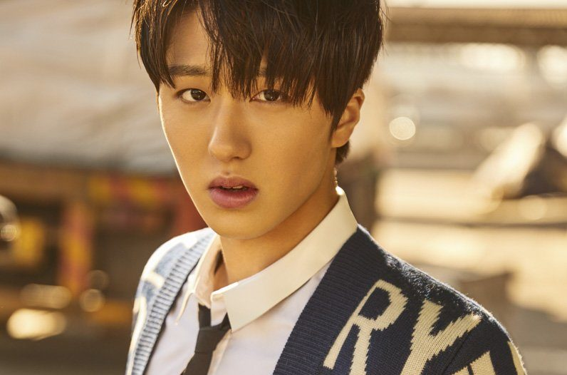 SF9's Chani Comments On Being Too Young For Some Group Activities ...
