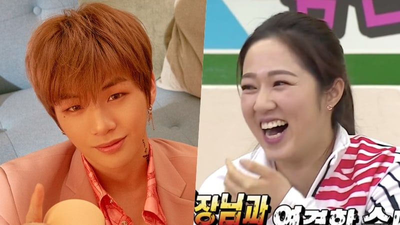 Wanna One's Kang Daniel Promises To Treat Olympic Curling Medalist Kim Kyung Ae To A Meal