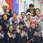 """Infinite Challenge"" Enjoys Boost In Ratings For Olympic Women's Curling Team Special"
