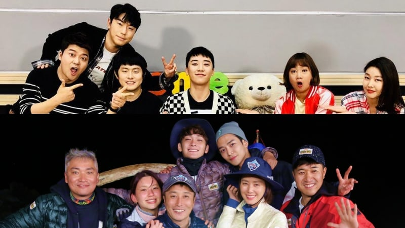"""I Live Alone"" And ""Law Of The Jungle"" Are Neck-And-Neck In Ratings Battle"