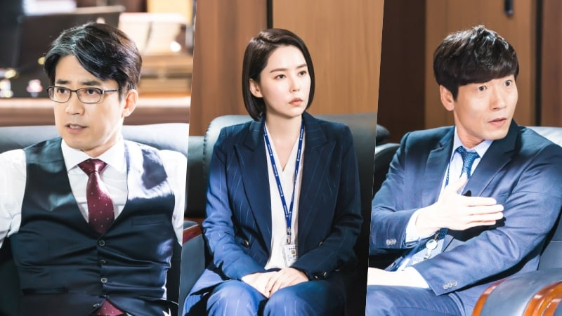 """""""Switch"""" Unveils Elite Prosecutors As Key Supporting Characters"""