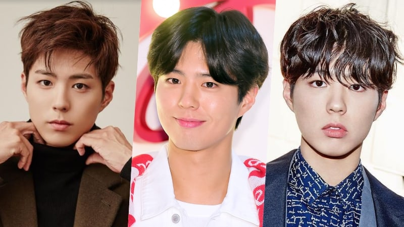 13 Times Park Bo Gum Proved He Can Rock Any Hairstyle