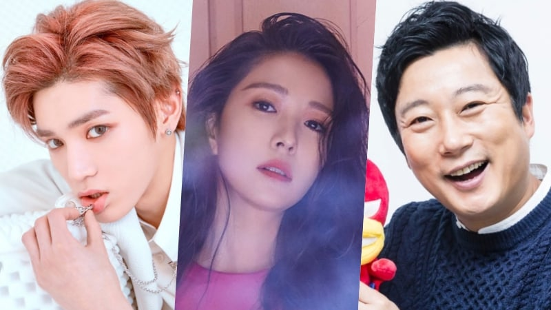 NCT's Taeyong, BoA, Lee Soo Geun, And More To Star In New Variety Show