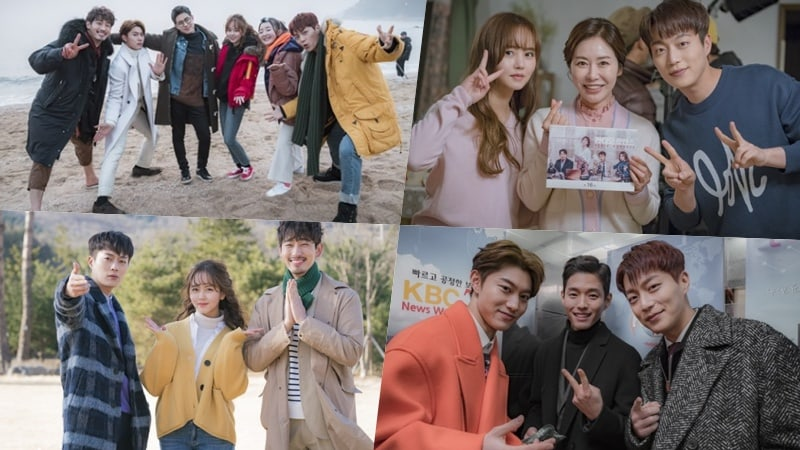 """Radio Romance"" Releases Heartwarming Behind-The-Scenes Stills Ahead Of Drama's Final Episodes"