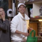 """Girls' Generation's YoonA And Park Bo Gum Are The Perfect Hard-Working Duo On """"Hyori's Homestay 2"""""""