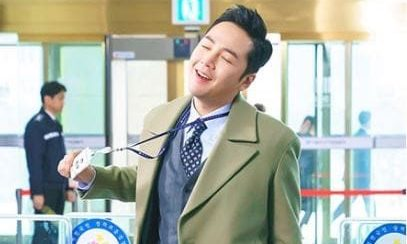 "Jang Geun Suk Is Excited Beyond Words To Go To Work As A Prosecutor In SBS Drama ""Switch"""