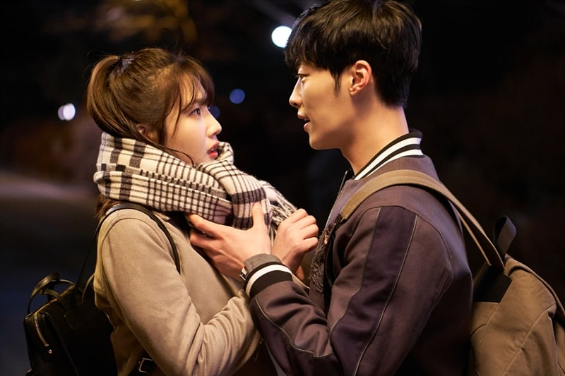 "Red Velvet's Joy Is Surprised By Woo Do Hwan's Sudden Show Of Affection In ""Tempted"""