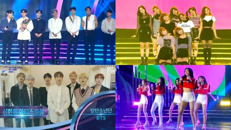 Date And Details Announced For 2018 Soribada Best K-Music Awards