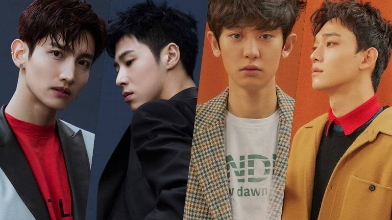 TVXQ And EXO's Chanyeol And Chen To Face Off To Be Crowned SM's Kings Of Bowling