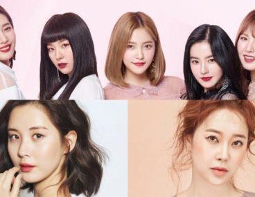 Red Velvet Seohyun Baek Ji Young