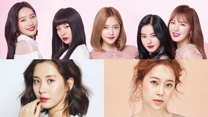 Red Velvet, Seohyun, Baek Ji Young, And More To Perform At Concert In North Korea