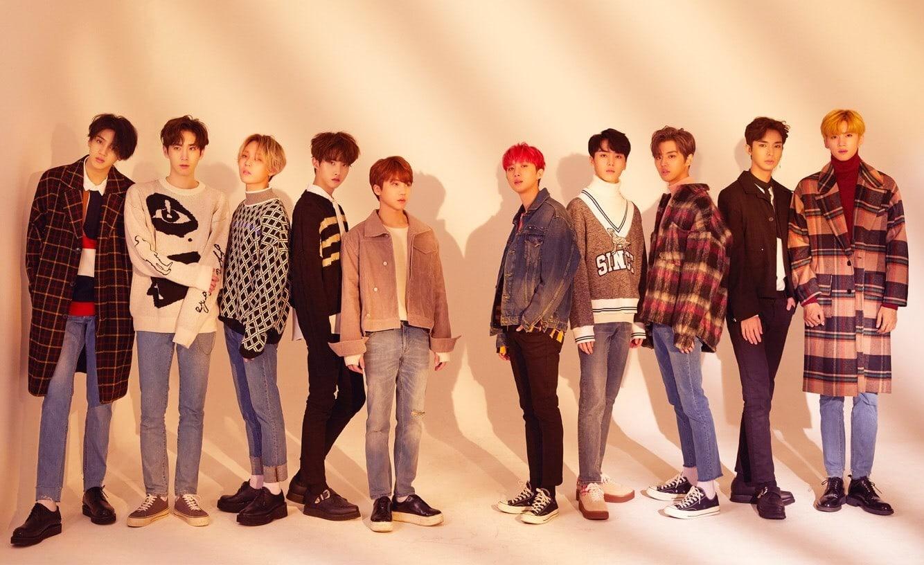 Imagini pentru imagini pentagon group kpop