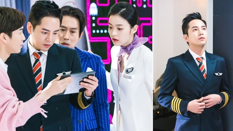 "Jang Geun Suk And His Motley Crew Encounter Something Unexpected In New SBS Drama ""Switch"""