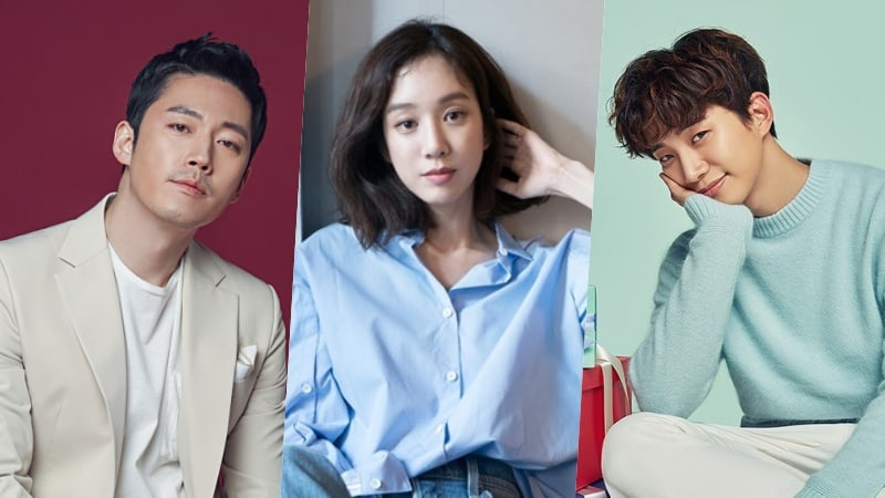 Jang Hyuk And 2PM's Junho Confirmed To Join Jung Ryeo Won In New SBS Drama