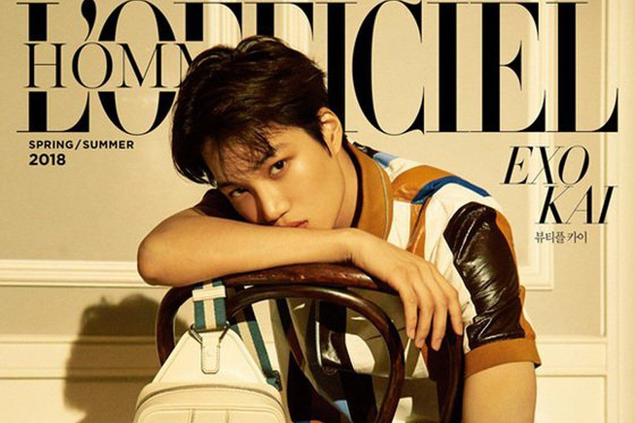 EXO's Kai Describes What It Was Like To Perform At 2018 ...