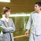 "Han Ye Ri And Jang Geun Suk Confront Each Other In ""Switch"""