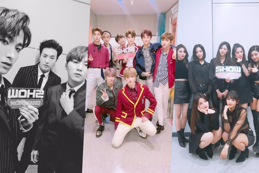 "Watch Live: SEVENTEEN BSS, NCT 127, CLC, And More Perform On ""Show Champion"""