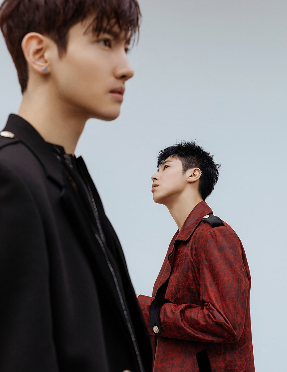 "Update: TVXQ Reveals Handwritten Tracklist For ""New Chapter #1: The"