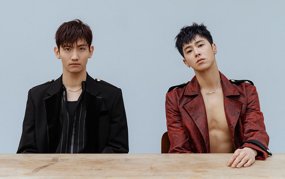 TVXQ Unveils Look At New Official Light Stick Ahead Of Concert