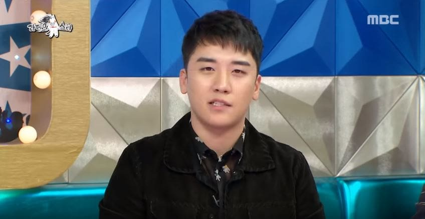 BIGBANG's Seungri Shares His Experiences And Life Lessons As A 12-Year Idol