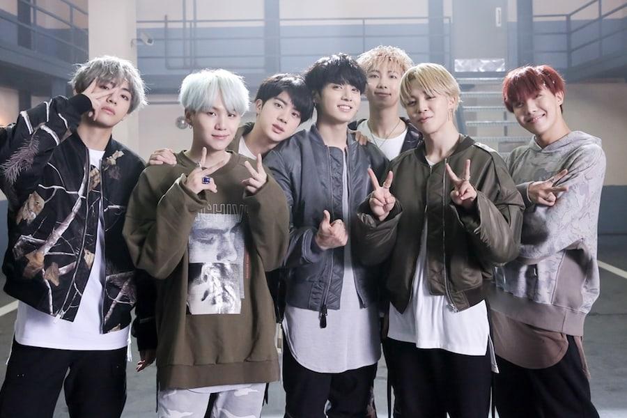 "BTS's ""MIC Drop"" Remix Becomes Their 7th MV To Achieve 200 Million Views"