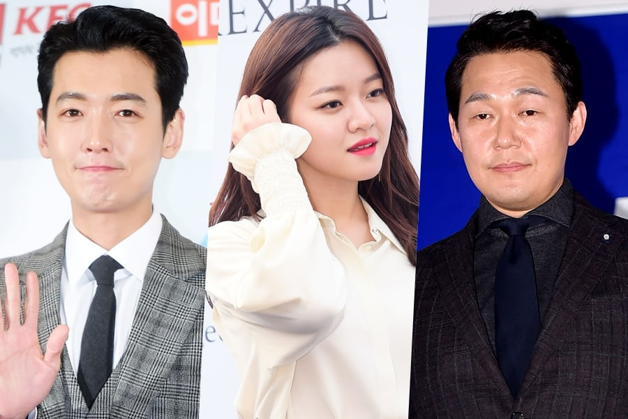 """Jung Kyung Ho, Go Ah Sung, And Park Sung Woong Confirmed For Remake Of """"Life On Mars"""""""