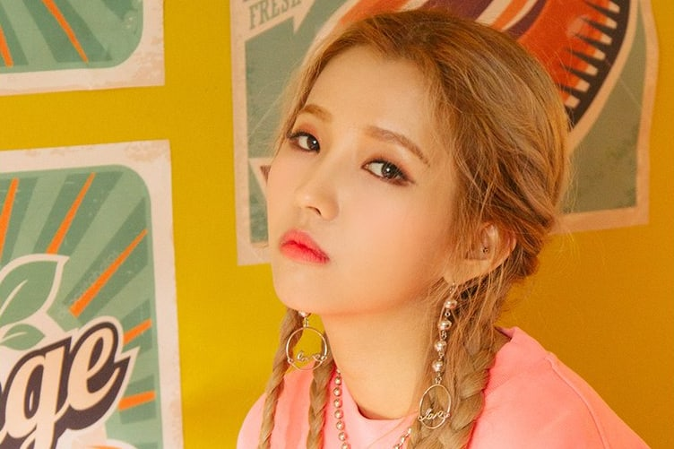 Update: Cube Reveals Logo For Upcoming Girl Group With Jeon Soyeon