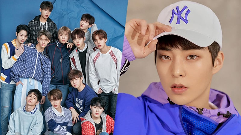 Wanna One And EXO's Xiumin Top List Of Most Buzzworthy TV Appearances