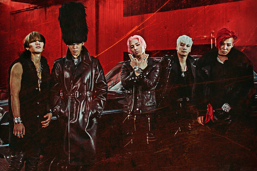 "BIGBANG's ""Bang Bang Bang"" Becomes Their 2nd MV To Achieve 300 Million Views"