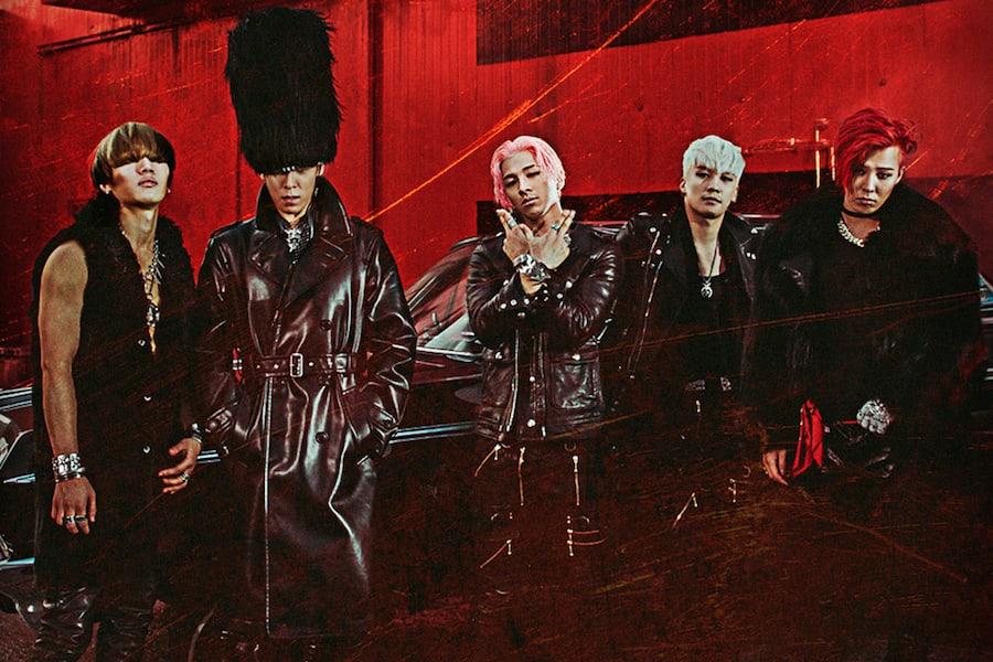 "BIGBANG's ""Bang Bang Bang"" Becomes Their 2nd MV To Achieve 300 Million Views"