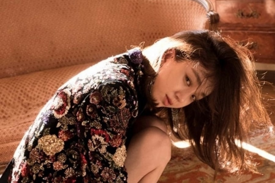 "Jung Ryeo Won Reveals How ""Witch's Court"" Changed Her"